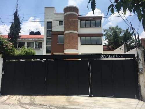 Departamento Recién Remodelado Rosaleda 66 Piso I
