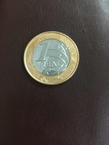 Moeda De 1 Real Comemorativa 50 Anos Banco Central Do Brasil
