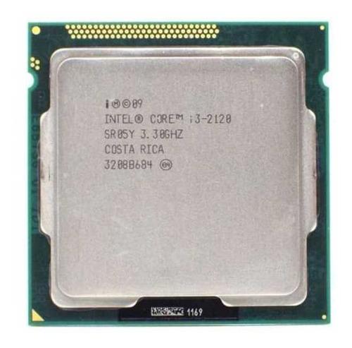 Processador Intel Core I3 2120 3.30ghz + Pasta Térmica
