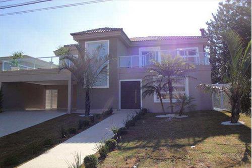 Imagem 1 de 11 de Sobrado De Condomínio Com 4 Dorms, Residencial Morada Dos Lagos, Barueri - R$ 2.2 Mi, Cod: 221800 - V221800