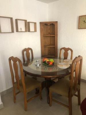 Departamento En Renta Amueblado Residencial Plaza Guadalupe