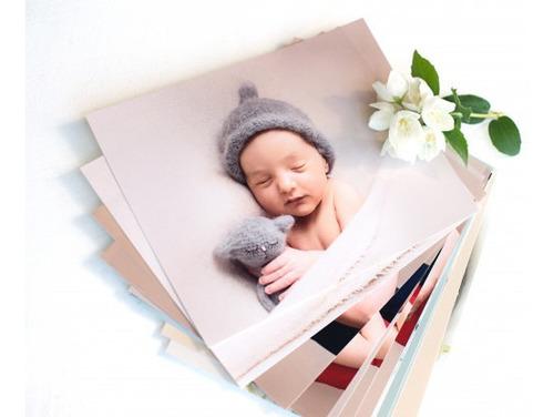 50 - Fotos 10x15 Em Papel Fotográfico Brilhante