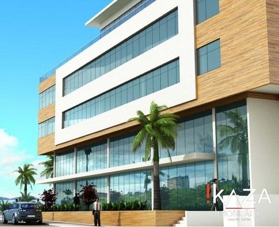 Venda - Centro Executivo No Itacorubi, Em Florianópolis/sc - 3375