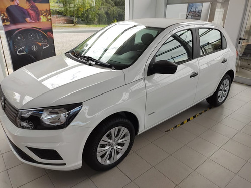 Volkswagen Gol Trend 0km Anticipo $44.800 + Cuotas Fijas G-