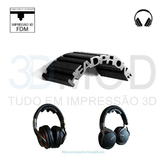 Suporte Para Headphone Headset Nf