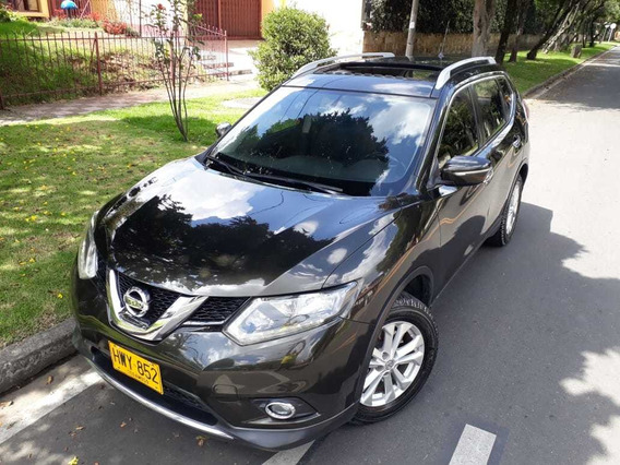 Nissan X-trail Advance At 2500cc Techo