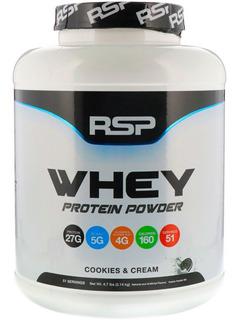 Whey Protein Powder Rsp 51 Servicios - Envío Gratis