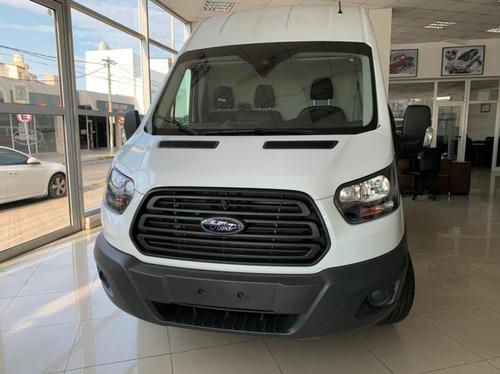 Ford Transit Furgon Medio Techo Elevado As1