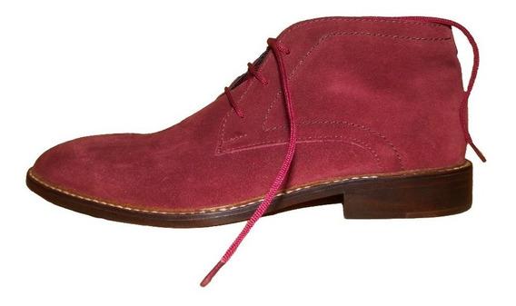 Zapato Qm Collective | Modelo Kennedy // Baltimore (bordó)