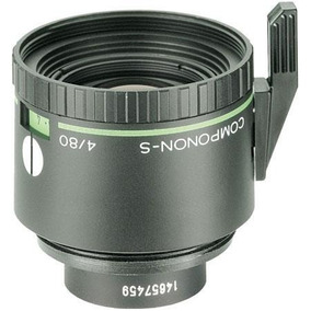 Lente Ampliador Schneider Componon-s 80mm F/4.0 Nova!