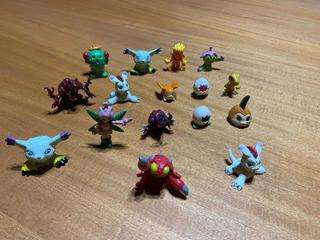 Muñecos Digimon - Variedad // Oportunidad - Venta Por Unidad