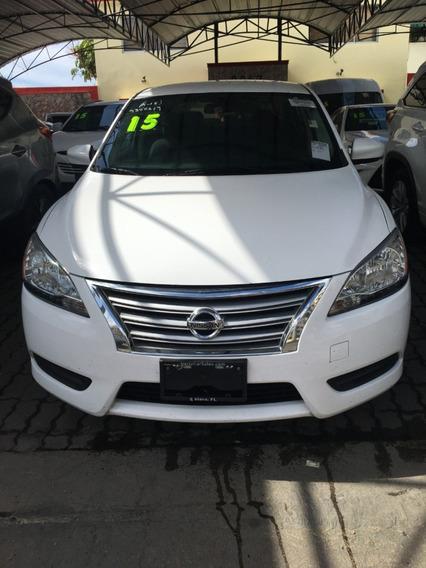 Nissan Sentra 2015 Blanco
