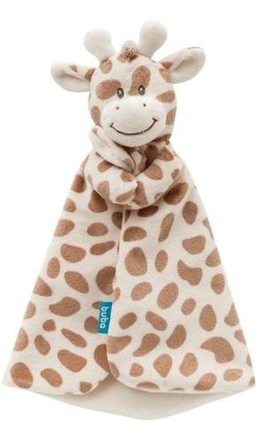Imagem 1 de 4 de Naninha De Pano Antialérgica Girafinha Buba Toys 11978
