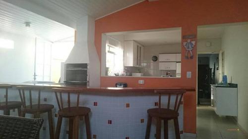 Imagem 1 de 18 de Sobrado - Condomínio Rio Tocantins - Itu Sp - Ca0933