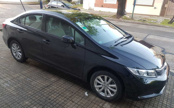 Honda Civic 1.8 Lxs At 140cv 2013