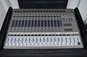 Mesa Amplificada Arcano Armr 16eq-fx + Bag
