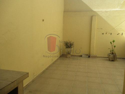 Imagem 1 de 15 de Sobrado - Alto Da Mooca - Ref: 2649 - V-2649