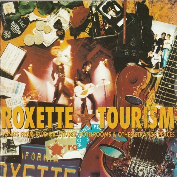 Roxette Cd: Tourism ( U K - England )
