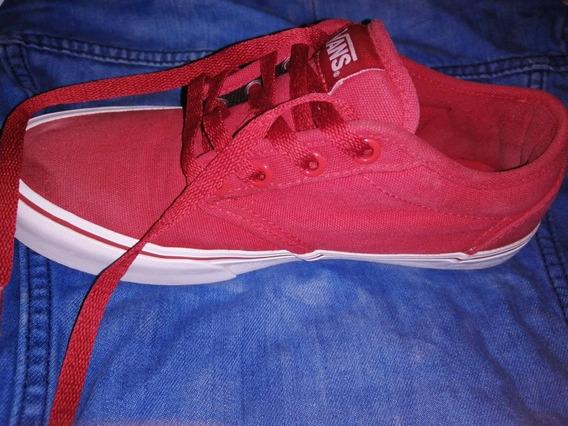 Zapatillas Marca Vans Originales*