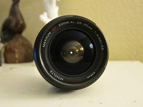 Lente Sony Minolta 28-80 Zoom