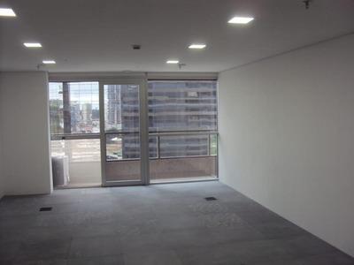 Sala Em Vila Gertrudes, São Paulo/sp De 40m² À Venda Por R$ 636.000,00para Locação R$ 2.000,00/mes - Sa179895lr