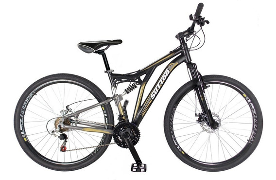 Bicicleta Full Aro 29 Disco 21v Câmbios Shimano