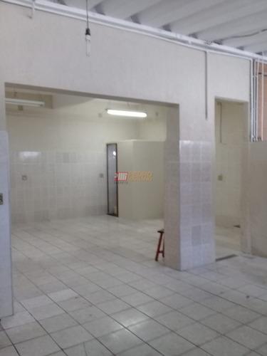 Salao No Bairro Rudge Ramos Em Sao Bernardo Do Campo. - L-30744