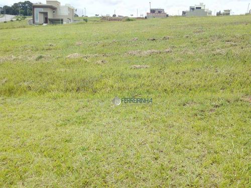 Terreno À Venda, 507 M² Por R$ 750.000,00 - Urbanova - São José Dos Campos/sp - Te1846