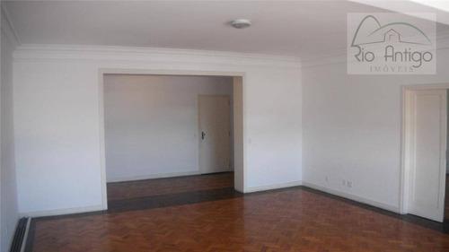 Apartamento - Avenida Atlântica - Locação - Copacabana - Ap0454