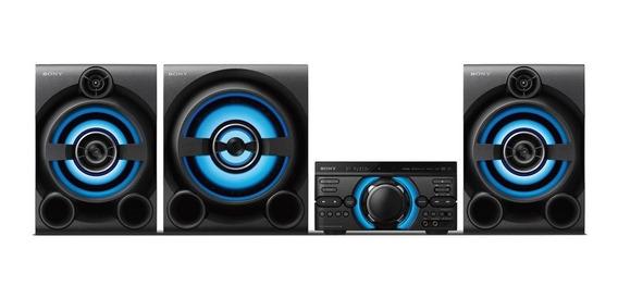 Mini System Sony 2150w Rms Karaokê Bluetooth