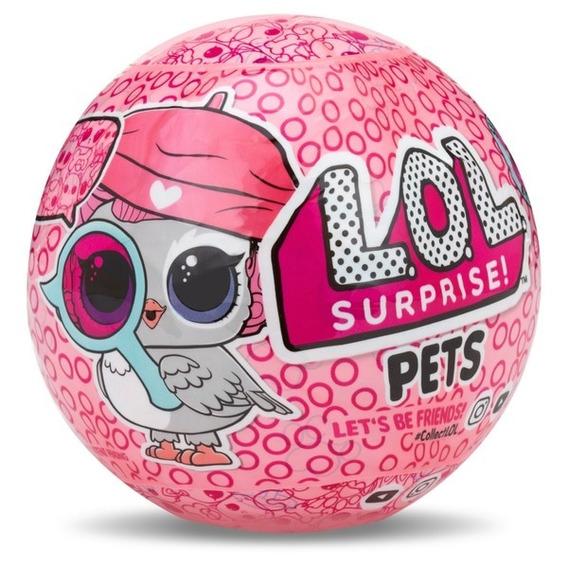 Lol Surprise Pets Serie Eye Spy