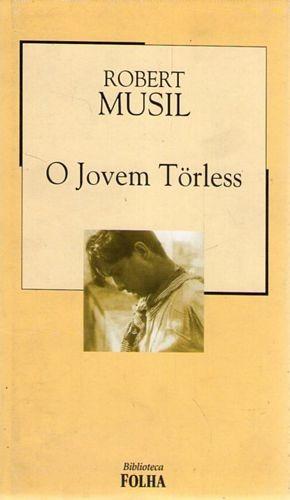 Livro Jovem Törless, O (folha) Musil, Robert