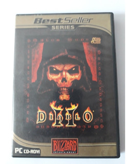 Juegos Pc Diablo 2 (estados Discos 8/10)