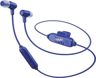 Auricular Jbl Bluetooth In-ear E25 Deportivo Blue
