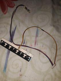 Teclado Funções/sensor Tv Cce Stile D32 Lcd