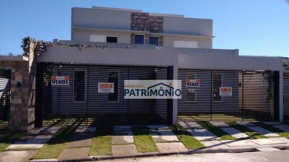 Casa Com 3 Dormitórios À Venda, 152 M² Por R$ 488.000 - Jardim América - Atibaia/sp - Ca0536