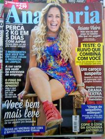 Revista Ana Maria Nº 987 - Susana Vieira - 11 Setembro 2015