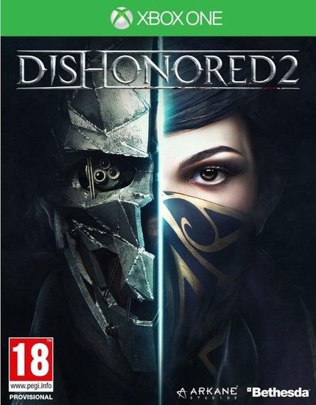 Jogo Dishonored 2 Xbox One Mídia Física | Vitrine