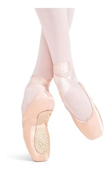 Andanzza Zapatillas De Ballet De Punta Capezio Contempora