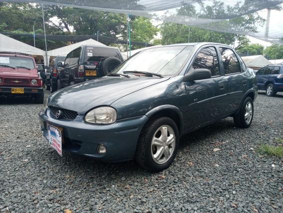 Chevrolet Corsa Motor 1.4 2003 5 Puertas