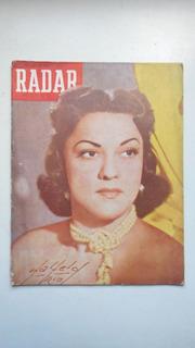 Revista Radar Nº 131 - 1951 - Dircinha, Rádio, Teatro