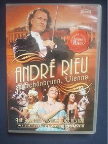André Rieu At Schonbrunn Viena - Dvd Original