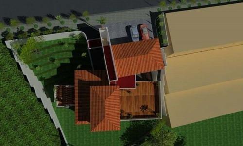 Tvi1007.21-para Construir Una Mansión De Clase Mundial. Lomas Country Club.