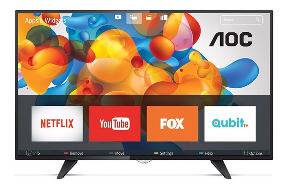 Smart Tv 43 Full Hd Aoc Mod. Le43s5970/28