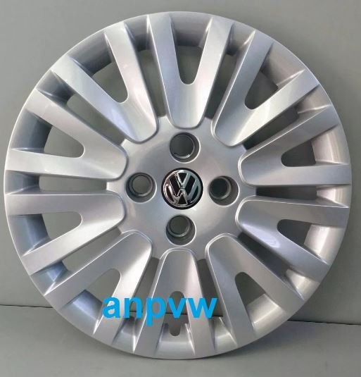 1 Calota Aro 15 Original Volkswagen 4f Parati Gol Voyage G5