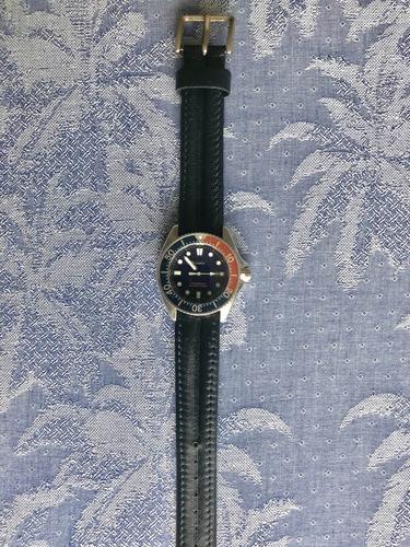 Relógio Seiko Quartz Professional Diver's 200 Metros Anos 80