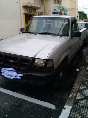 Ford Ranger 2.3 Xl Cab. Simples 4x2 2p 2001