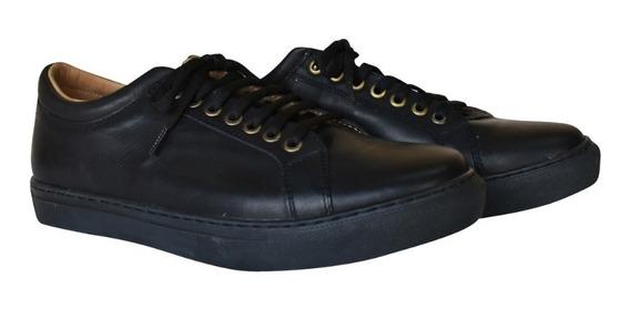Zapatillas De Cuero Hombre Studebaker
