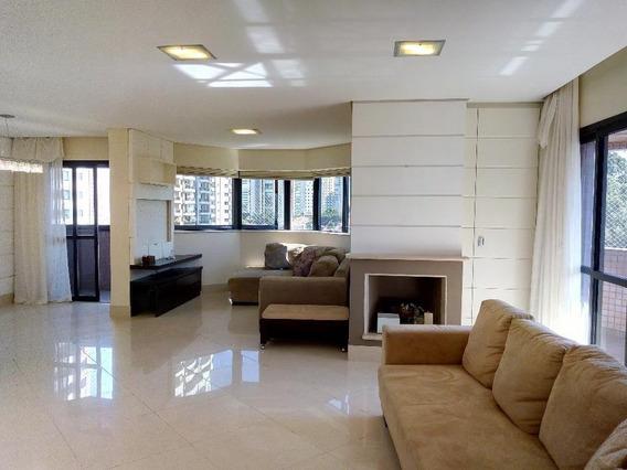 Apartamento Em Jardim Anália Franco, São Paulo/sp De 187m² 4 Quartos À Venda Por R$ 990.000,00 - Ap122148