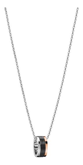 Collar Calvin Klein Blast Kj7mbn300100 Ghiberti